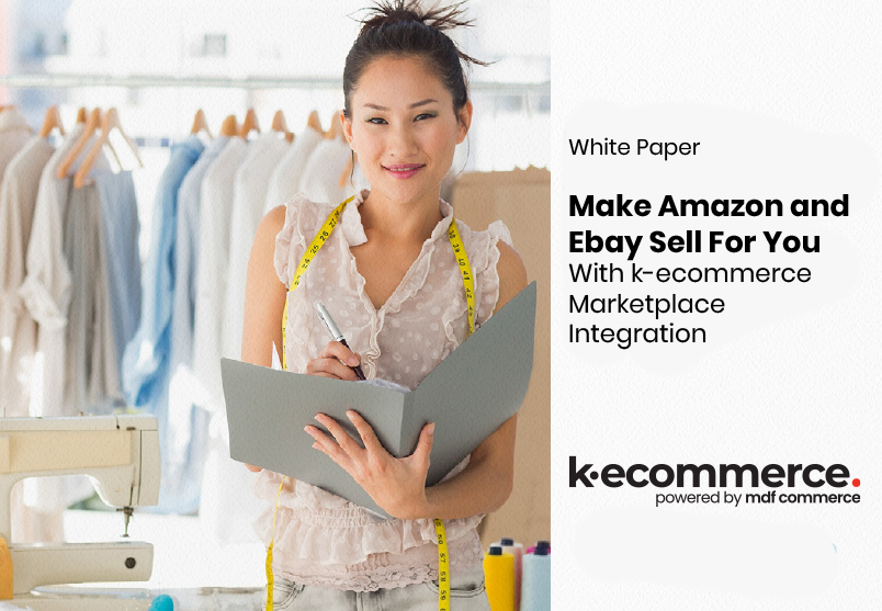 Make Amazon And Ebay Sell For You E Commerce Marketplace Integration